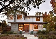 Traditionally Styled Single Family Residence Palo Alto House by Arcanum Architecture