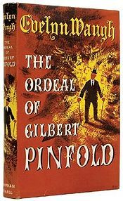 1957 Evelyn Waugh - The Ordeal of Gilbert Pinfold