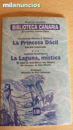 """Vendo librito """"La princesa Dacil y La Laguna mistica"""" Anuncio y más fotos aquí: http://www.milanuncios.com/libros/la-princesa-dacil-y-la-laguna-mistica-139636594.htm"""
