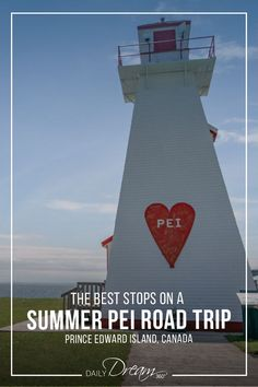 In this post, we share some popular things to do in Prince Edward Island Canada with this summer PEI road trip itinerary from Charlottetown, through the beaches of West Point and on through North Cape. Vancouver, Prince Edward Island, Toronto, Quebec, Ottawa, Ontario, Columbia, Canada Summer, Canadian Travel