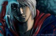 Nero is the protagonist of Devil May Cry 4 | Nero - Devil May Cry 4 Fan Art (32351460) - Fanpop fanclubs