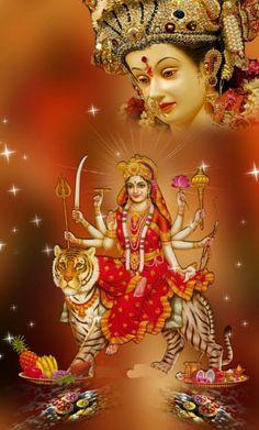 🌹🌹🌹🙏🏼🌹🌹🌹 Durga Images, Lakshmi Images, Radha Krishna Images, Lord Durga, Durga Ji, Lord Krishna, Lord Shiva, Maa Durga Photo, Maa Durga Image