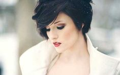 Long pixie cuts