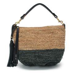 OPAQUE crochet purse