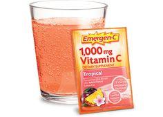 Score a Free Emergen-C Vitamin Supplement!