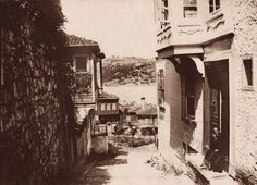 Eski İstanbul / Kandilli Kurtbağrı Sokak