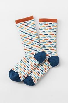 Women's ankle socks made with soft, breathable bamboo to keep you warm in the winter and cool in the summer. Choose from a selection of unique Seasalt designs. Clothes For Sale, Clothes For Women, Breton Stripes, Comfort And Joy, Warm In The Winter, Ankle Socks, All Sale, Sea Salt, Sale Items