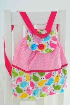 Accesorios para bebes - Su primer Mochilita. www.lorenzabasicos.com Kids Bags, Ideas Para, Baby, Fashion, Manualidades, Sachets, Moda, La Mode, Newborns