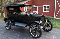 ◆1925 Ford Model T Touring◆