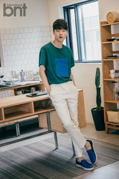 Jang Ki Yong for bnt International Aug`15