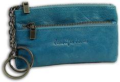Sehr schön!  Koffer, Rucksäcke & Taschen, Zubehör, Schlüsselmäppchen, Damen Rebecca Minkoff Mac, Handbags, Blue, Leather, Nice Asses, Women's