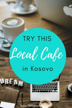 Travelling through Kosovo? Than you need to check out this local coffee shop that serves authentic and delicious Kosovo food and drink. Try their specialty lemonade for a thirst-quenching treat on a hot day #Kosovo #Kosovotravel #Kosovotraveltips #localcoffeeshops