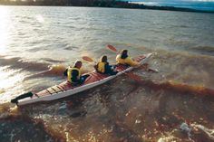 Chesapeake Triple: High Volume Sea Kayak for Expeditions and Touring