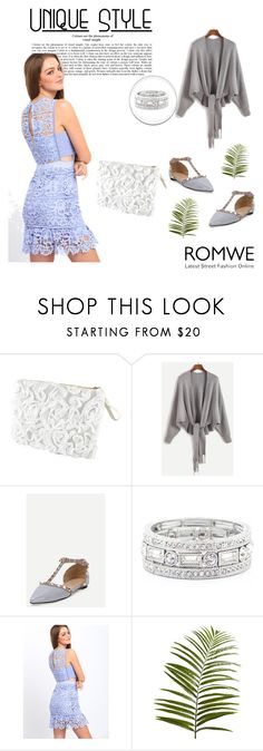 """Romwe 9/XIII"" by nermina-okanovic ❤ liked on Polyvore featuring Sole Society, Pier 1 Imports and romwe"