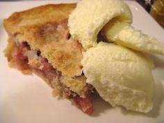... Pinterest   Apple cheesecake, Easy peach crisp and Pie crust cookies