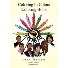 Coloring in Colors Coloring Book
