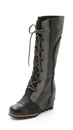 Sorel 1964 Premium Wedge Boots The Mom Edit Style
