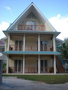 Captain's Villa, Anse Forbans, Mahe, Seychelles