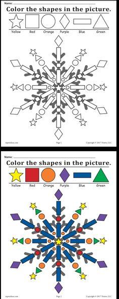 Green Name, First Grade Art, Math Sheets, Ecole Art, Winter Project, Winter Art, Orange And Purple, Art Activities, Christmas Projects