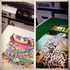 Epson F2000 in action Singapore Malaysia