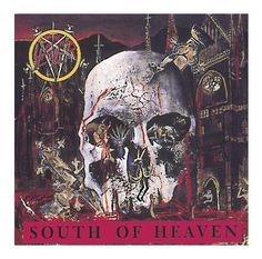 "L'album degli #Slayer intitolato ""South of heaven""."
