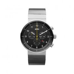 BN0095 Uhr - Stahl/Silber