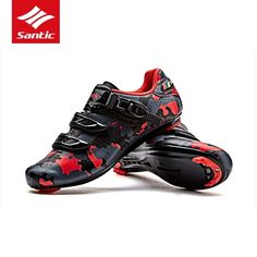 64.56$  Buy here - http://alisx7.shopchina.info/1/go.php?t=32808025609 - Santic Cycling Shoes Men Self-locking Breathable Bicycle Athletic Shoes Road Bike Shoes Sneakers Sapatilha Ciclismo Zapatillas 64.56$ #magazineonlinebeautiful