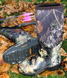Gear Review: #Muck Woody Elite Premium Hunting Boots #MuckBoots