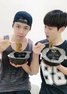 Johnny and Kun