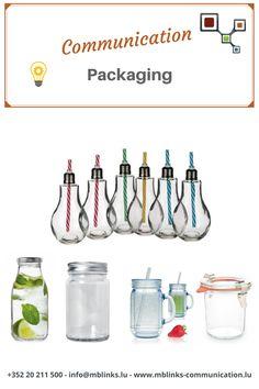 Démarquez-vous en optant pour des emballages écologiques ! Vos clients sont de plus en plus sensibles au respect de l'environnement ? Ou vous-même, vous souhaitez faire un geste pour notre planète ? Utilisez des emballages biodégradables, renouvelables et robustes ! ♻️ -Frisure de bois 100 % naturelle (paille de calage) ; -Boites en papier carton ; -Ustensiles en bois ; -Récipients en verre ; - etc. Contactez-nous : ➡️ + 352 20 211 500 ➡️ info@mblinks.lu ➡️ www.mblinks-communication.lu Communication, Water Bottle, Packaging, Info, Respect, Glass Containers, Cardboard Paper, Biodegradable Packaging, Environment