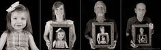 Generational portraits.