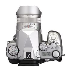 Pentax presenta la nuova K-1 Limited Silver