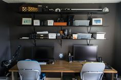 Our Mistakes And Solutions Setting Up A Home Office (via photographyconcentrate.com)