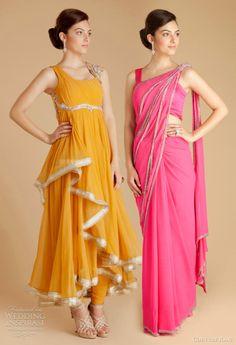 (via Couture Rani Indian Bridal Fashion — Gaurav Gupta, Ritu Kumar, Varun Bahl Wedding Dresses | Wedding Inspirasi)