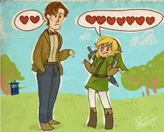 Link Is a Timelord