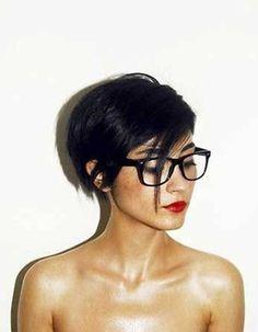 Idées de coupes de cheveux filles 03 en 2016 via http://ift.tt/2axo7TJ