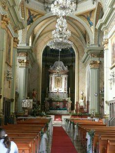 Another church Leon, Guanajuato