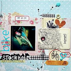 I love the tag - great inspiration for making doodled tags for cards and layouts