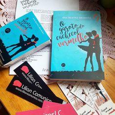 Chegou muito amor pelo correio ahahah  ___  Adivinha quem está com duas edições de O Garoto do Cachecol Vermelho? acredito que seja algum sinal divino, me falando que eu devo ler esse livro logo.  ___  #book #livros #lovers #bookish #reading #read #amolivros #anabeatrizbrandao #cute #likeforlike #bookaholic #livro #veruseditora #igreads #bibliophile #bookbloger #booklover #ogarotodocachecolvermelho #minhaestante #parceiros #bookme #bookworm #bookstagram #igliterario #photobook #picofthe...