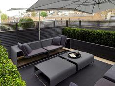 Un brise vue jardin sert à isoler les regards extérieurs et à protéger du vent. Elle a également une fonction esthétique. Une galerie de 50 exemples.