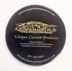 #customcoasters #engravedcoasters #custom #engraved #marblecoasters #marble #coasters #coasterset Marble Coasters, Employee Gifts, Custom Coasters, Black Marble, Coaster Set, Laser Engraving, Granite, Artwork, Work Of Art