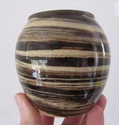Slipware vase, Bell Pottery