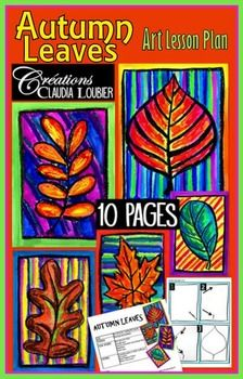 Fall is already at our doorstep! Why not celebrate it with magnificiant colored artwork to put on your bulletin board? This projet is convenient for everybody starting first grade.  Kindergarten level can also do it with a little more assistance from the teacher.