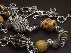 Buried Treasure Necklace | Flickr - Photo Sharing!