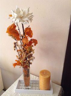 Mejores 17 Imagenes De Jarrones Flores Secas Primavera En - Jarrones-con-flores-secas