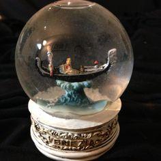 Snow Globe of Venice