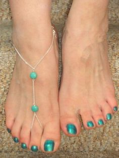 Popular Toe Rings Anklets-Buy Cheap Toe Rings Anklets lots from ...