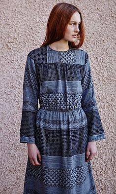 Aubrie Dress - Plümo Ltd