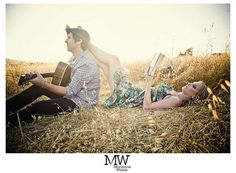 How cute is this??  Love it when couples incorporate their interests into the photo shoot- story telling is my favorite!!    Marianne wilson photography