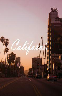L'atmosphère incomparable du crépuscule à L.A...
